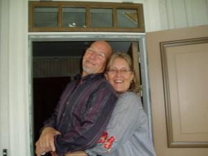 Monica & Bengt-Åke på Ellagård
