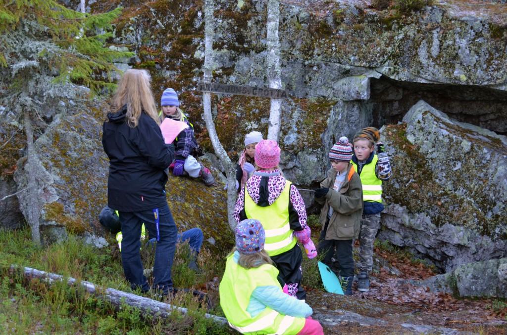 sagberg tjuvjons grotta föreläsning
