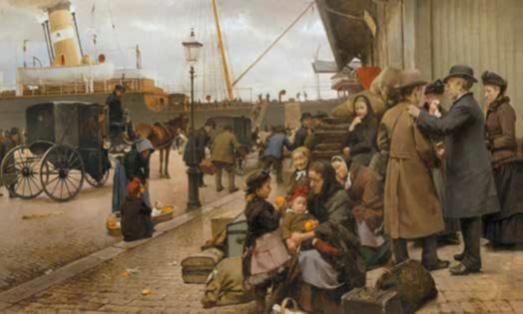 emigranter